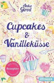 Anke Girod: Cupcakes und Vanilleküsse, Buch