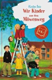 Kirsten Boie: Wir Kinder aus dem Möwenweg, Buch