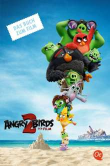 Heather Nuhfer: Angry Birds 2, Buch