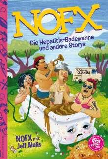 Nofx: Die Hepatitis-Badewanne und andere Storys, Buch