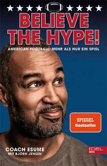 Patrick Esume: Believe the Hype!, Buch