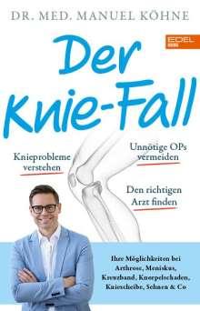 Manuel Köhne: Der Knie-Fall, Buch