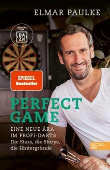 Elmar Paulke: Perfect Game, Buch