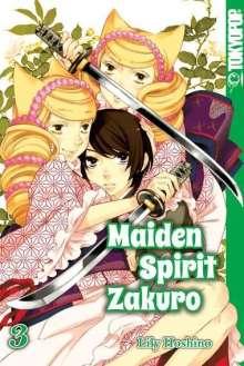 Lily Hoshino: Maiden Spirit Zakuro 03, Buch