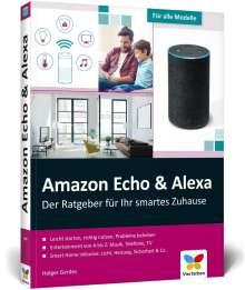 Holger Gerdes: Amazon Echo & Alexa, Buch