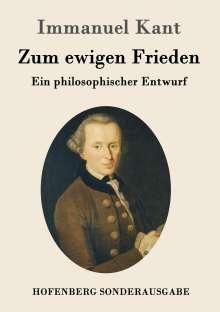 Immanuel Kant: Zum ewigen Frieden, Buch