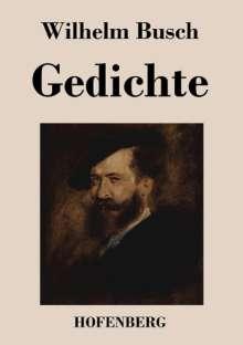 Wilhelm Busch: Gedichte, Buch