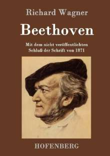 Richard Wagner: Beethoven, Buch