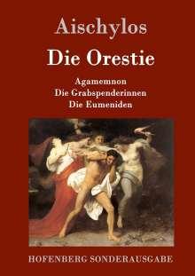 Aischylos: Die Orestie, Buch