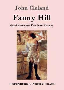 John Cleland: Fanny Hill oder Geschichte eines Freudenmädchens, Buch
