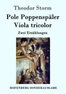 Theodor Storm: Pole Poppenspäler / Viola tricolor, Buch