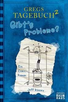 Jeff Kinney: Gregs Tagebuch 02. Gibt's Probleme?, Buch