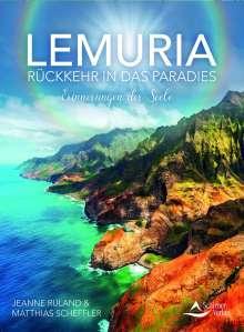 Jeanne Ruland: Lemuria, Buch