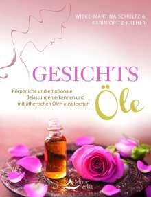 Wibke-Martina Schultz: Gesichts-Öle, Buch