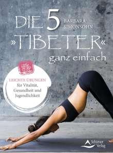 Barbara Simonsohn: Die Fünf Tibeter ganz einfach, Buch