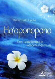 Ulrich Emil Duprée: Ho'oponopono, Buch