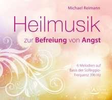 Michael Reimann: Heilmusik zur Befreiung von Angst, CD