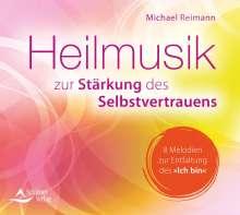 Michael Reimann: CD Heilmusik zur Stärkung des Selbstvertrauens, CD