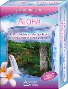 Jeanne Ruland: Aloha Karten, Diverse