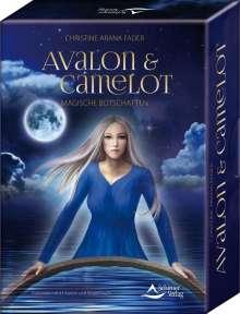 Christine Arana Fader: Avalon & Camelot, Buch
