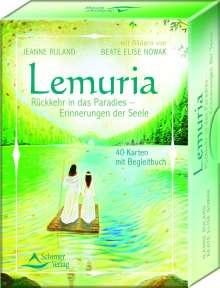 Jeanne Ruland: Lemuria, Diverse