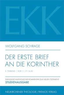 Wolfgang Schrage: Der erste Brief an die Korinther, Buch