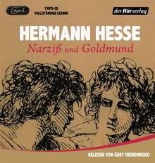 Hermann Hesse: Narziß und Goldmund, CD