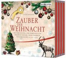 Zauber der Weihnacht, 4 CDs