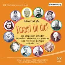 Manfred Mai: Kennst du die?, 8 CDs