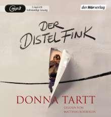 Donna Tartt: Der Distelfink, 3 Diverse