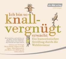 Joachim Ringelnatz: Ich bin so knallvergnügt erwacht, 2 CDs