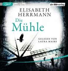 Elisabeth Herrmann: Die Mühle, MP3-CD