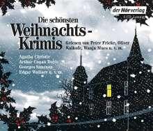 Agatha Christie: Die schönsten Weihnachtskrimis, 6 CDs