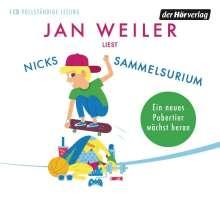 Jan Weiler: Nicks Sammelsurium, CD