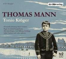 Thomas Mann: Tonio Kröger, 4 CDs