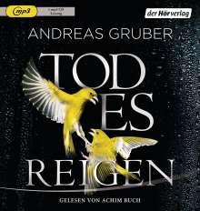 Andreas Gruber: Todesreigen, MP3-CD