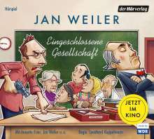 Jan Weiler: Eingeschlossene Gesellschaft, 2 CDs