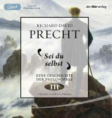 Richard David Precht: Sei du selbst, MP3-CD