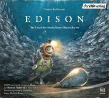 Torben Kuhlmann: Edison, CD