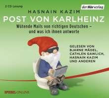 Post von Karlheinz, 2 CDs