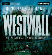 Westwall, MP3-CD