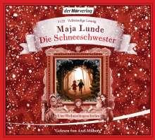 Maja Lunde: Die Schneeschwester, 3 CDs