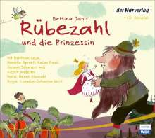 Rübezahl und die Prinzessin, CD