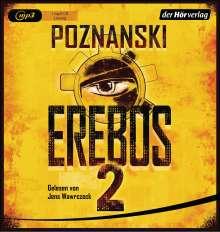 Erebos 2, MP3-CD