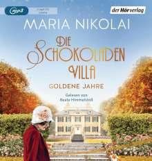 Die Schokoladenvilla-Goldene Jahre, 2 MP3-CDs