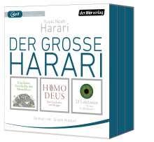 Yuval Noah Harari: Der große Harari, 6 MP3-CDs