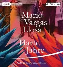 Mario Vargas Llosa: Harte Jahre, MP3-CD