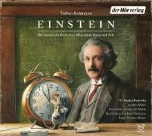 Einstein, CD