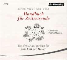 Handbuch für Zeitreisende, 2 CDs