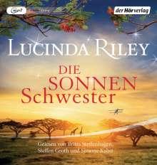 Die Sonnenschwester, 2 MP3-CDs
